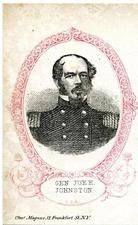 07x121.15 - General Joe. E. Johnson C. S. A., Civil War Portraits from Winterthur's Magnus Collection